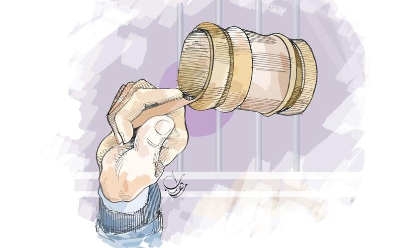 الحكم بسجن 3 هاربين استولوا على 17 مليون دولار من «استثمار رأس الخيمة»