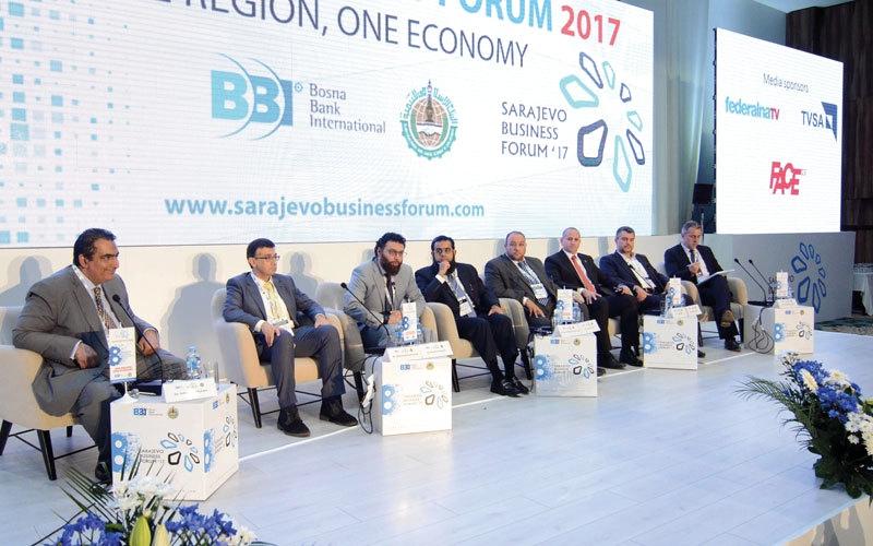 فرص واعدة أمام شركات البوسنة وصربيا لممارسة «إعادة التصدير» من دبي