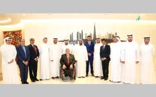 أحمد بن سعيد: التنوع الاقتصادي يعزز مكانة دبي عالمياً