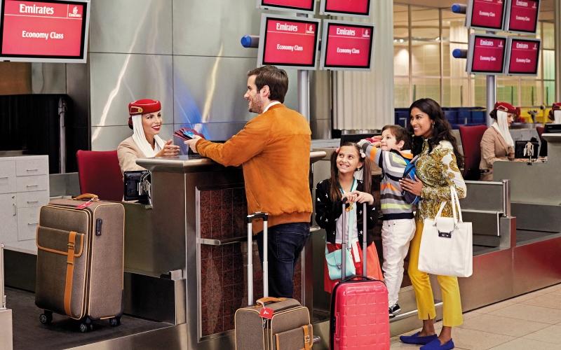 «طيران الإمارات» تطلق مبادرة «معاً» لتحسين تجربة المسافرين في مطار دبي