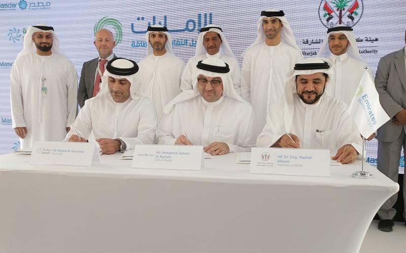 توقيع اتفاقيتين لتوريد النفايات وشراء الطاقة