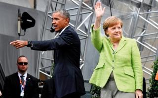 الصورة: أوباما يؤكد أمله في الجيل الصاعد