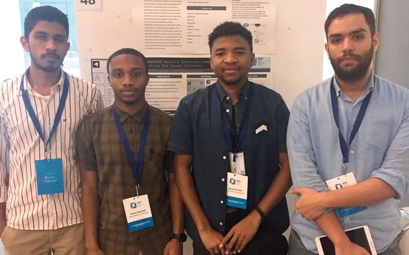 مبتكرون ...5 طلاب يبتكرون «جلوكوميتر» لقياس السكري في الدم