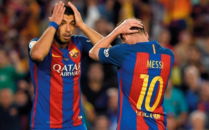4 أسباب تجعل كأس الملك «بلا طعم» لبرشلونة