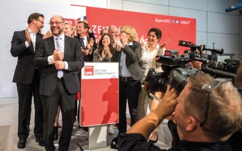 الحزب الديمقراطي الألماني يسعى لتقوية صفوفه