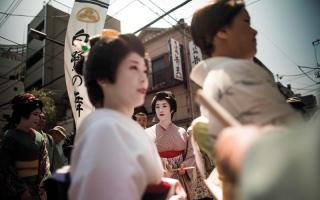 الصورة: عدد سكان اليابان سينخفض بمقدار الثلث بحلول عام 2065